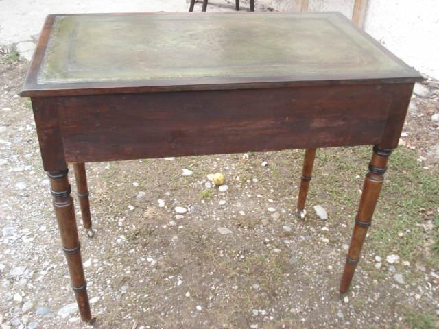 kleiner georgian schreibtisch writing table um 1830 antik m bel antiquit ten alling bei. Black Bedroom Furniture Sets. Home Design Ideas