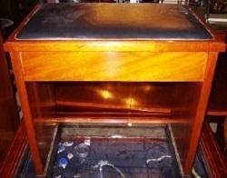 art deco klavierhocker mahagoni um 1920 antik m bel antiquit ten alling bei m nchen zwischen. Black Bedroom Furniture Sets. Home Design Ideas