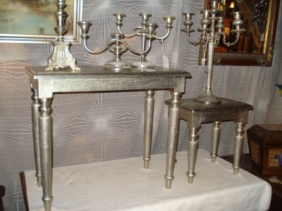 beistelltische antik m bel antiquit ten alling bei. Black Bedroom Furniture Sets. Home Design Ideas