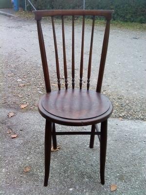 thonet stuhl art deco stuhl um 1920 antik m bel antiquit ten alling bei m nchen zwischen. Black Bedroom Furniture Sets. Home Design Ideas