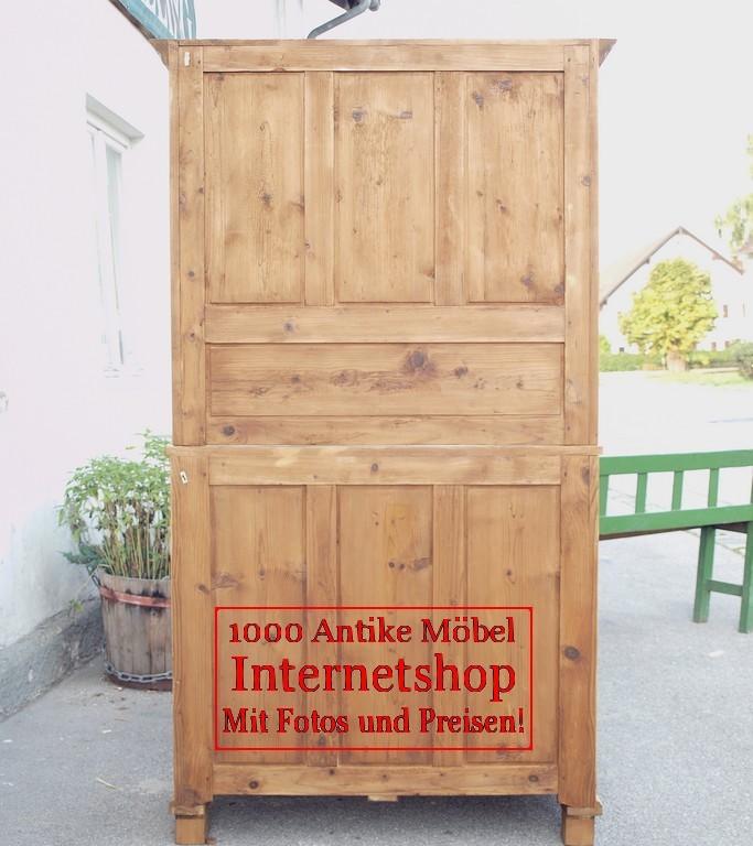 Bauern Buffet, Bauernmöbel, Antike Anrichte aus Fichte - Antik ...