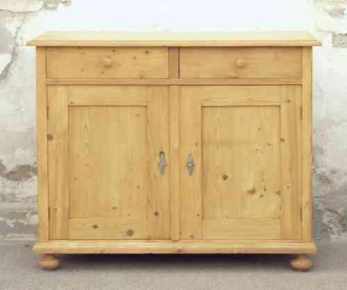 Sideboard holz antik  Anrichten- Sideboards - Antik Möbel Antiquitäten Alling bei ...