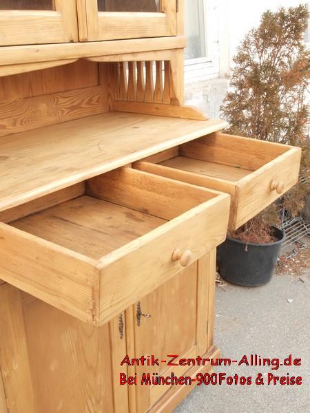 anrichte antik k chenschrank buffet b fett 01 antik m bel antiquit ten alling bei m nchen. Black Bedroom Furniture Sets. Home Design Ideas