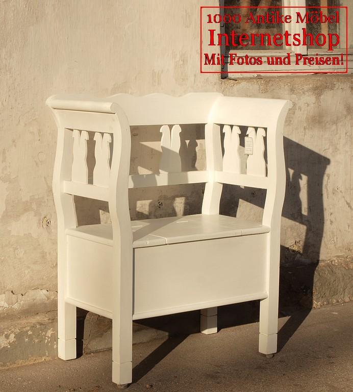 k chenbank s itzbank shabby chic truhenba nk loft vintage. Black Bedroom Furniture Sets. Home Design Ideas
