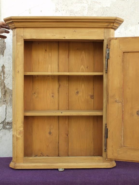 Wandkasten, Wandkasterl, Hängeschrank - Antik Möbel Antiquitäten ... | {Hängeschrank antik 7}