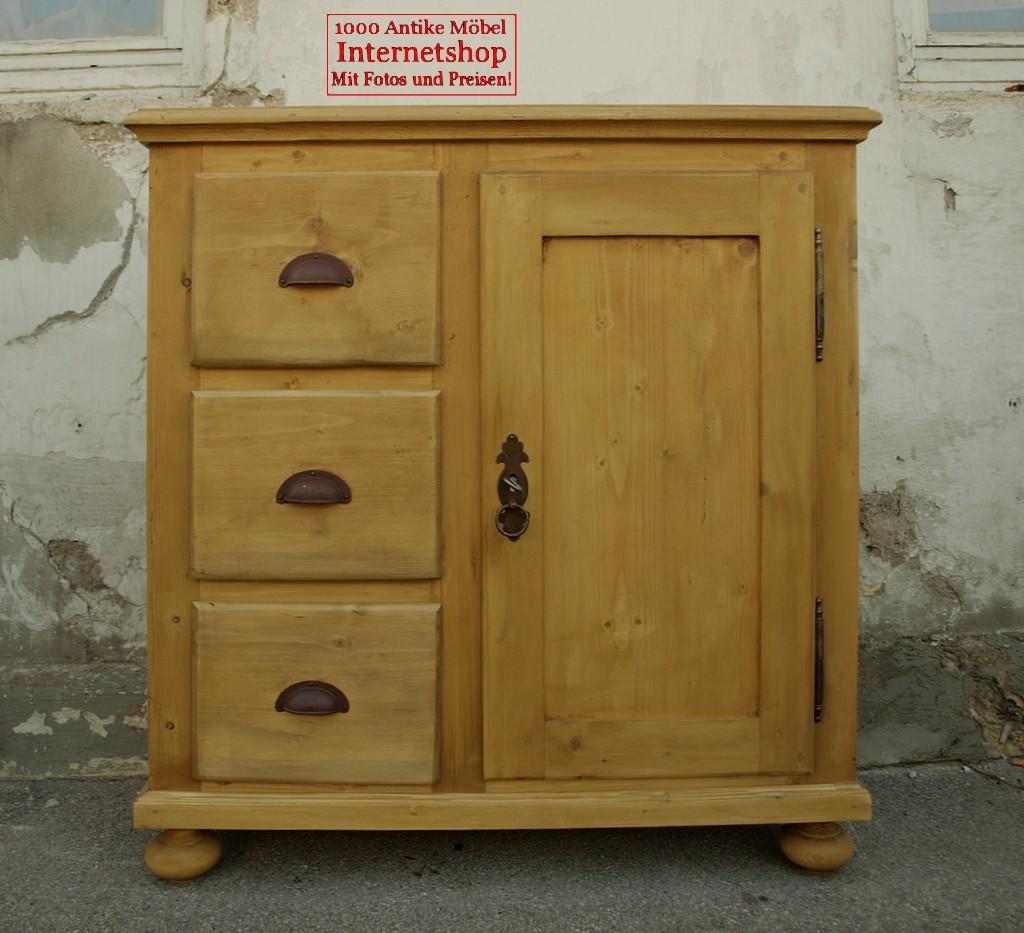 kleiner brotschrank antik m bel antiquit ten alling bei. Black Bedroom Furniture Sets. Home Design Ideas