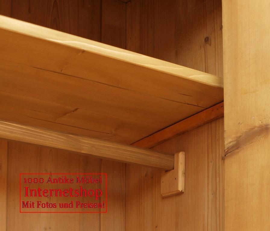 Zweitüriger Kleiderschrank - Antik Möbel Antiquitäten Alling bei ...