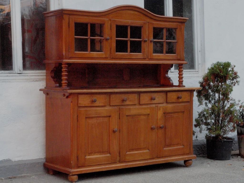 altes antikes bauernbufett ger umiges bufett k chenschrank antik m bel antiquit ten alling bei. Black Bedroom Furniture Sets. Home Design Ideas