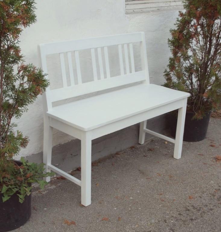 Gartenbank Vintage Weiß : Pin Shabby Chic Bank Gartenbank Truhenbank Fichte Sitzbank Holzbank on