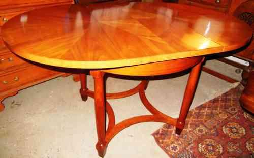 Tische antik m bel antiquit ten alling bei m nchen for Kleiner konferenztisch