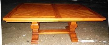 Tische bergr e konferenztische antik m bel for Esstisch kirschholz
