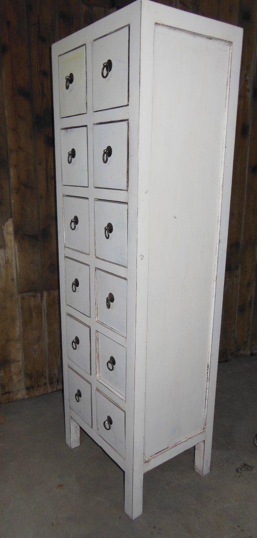 weisse china kommode cd kommode ulmenholz antik m bel. Black Bedroom Furniture Sets. Home Design Ideas
