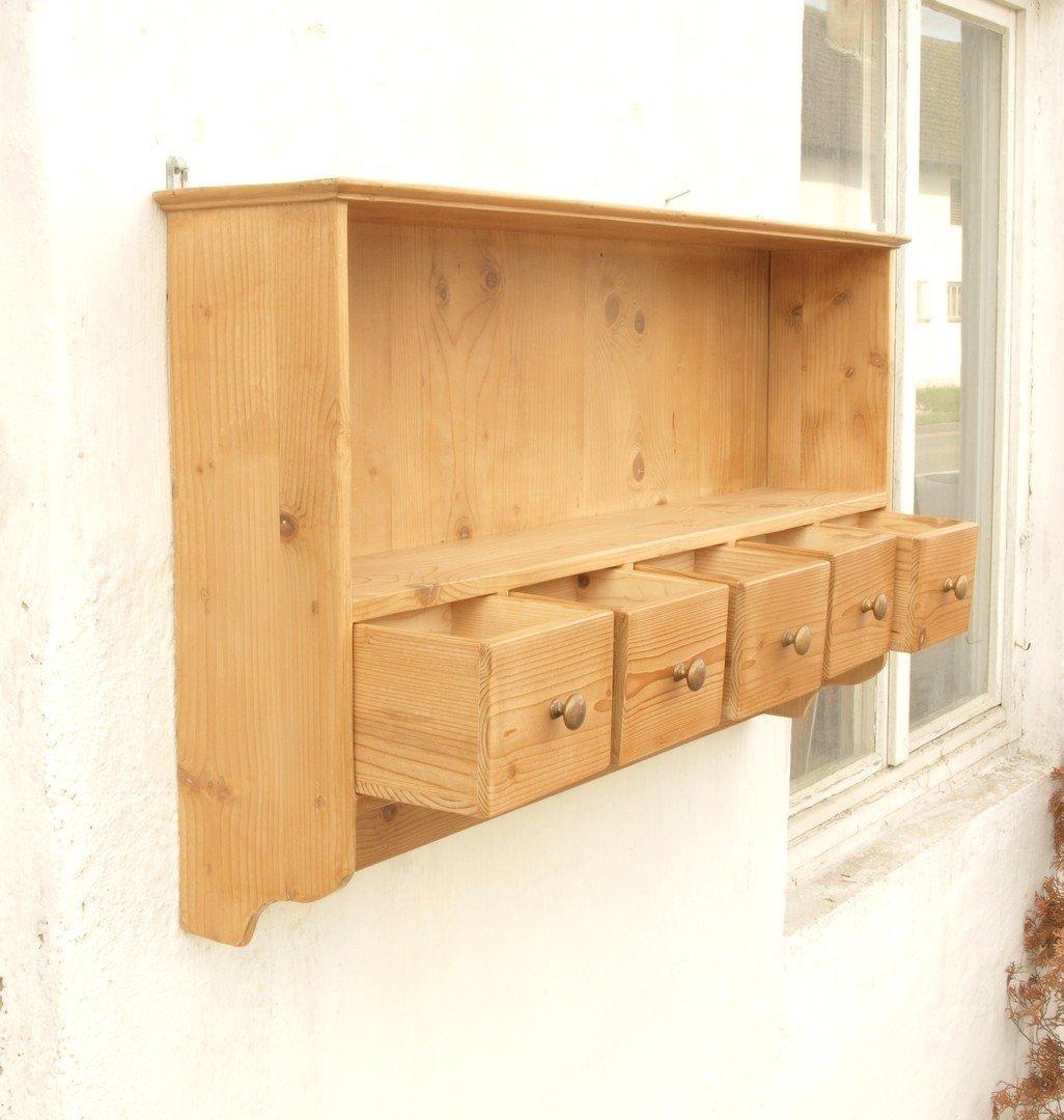 h ngekasten wandkasten massivholzm bel antik m bel. Black Bedroom Furniture Sets. Home Design Ideas