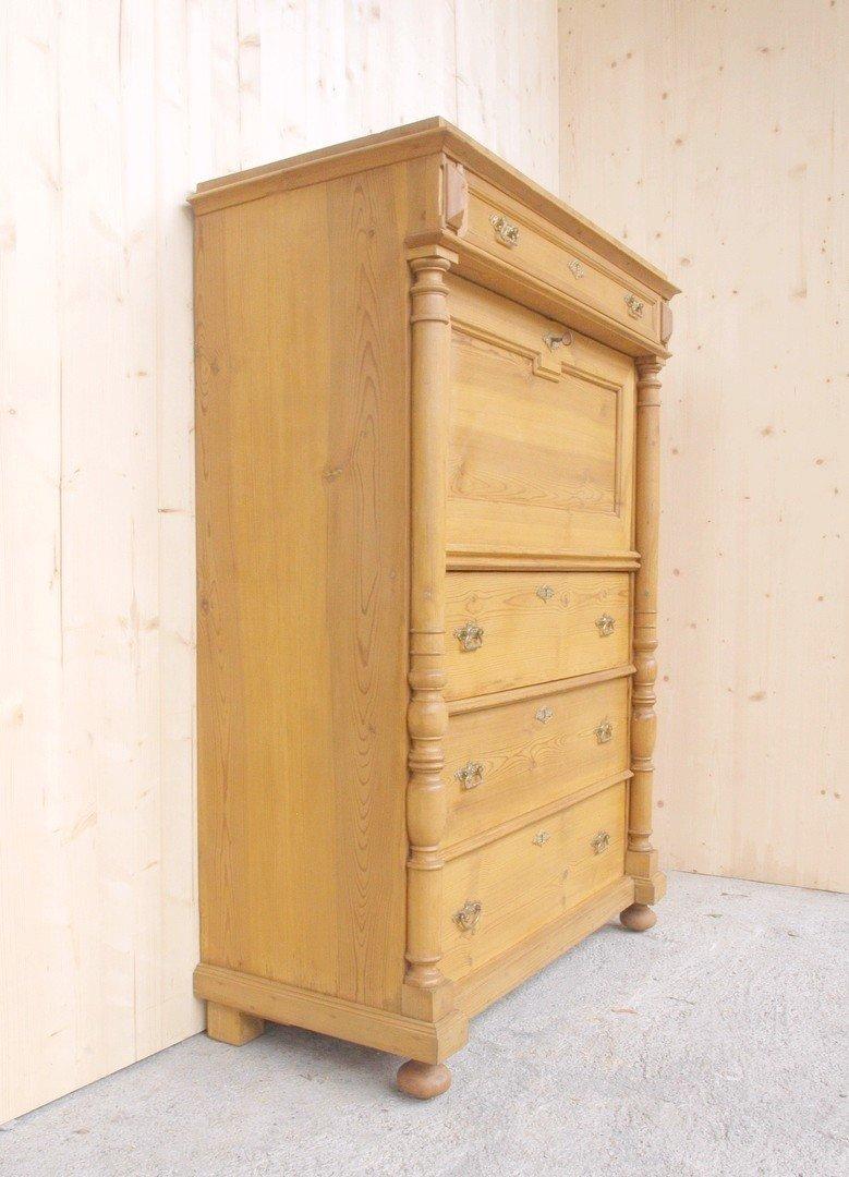 alter antiker restaurierter sekret r bauernm bel katalog. Black Bedroom Furniture Sets. Home Design Ideas