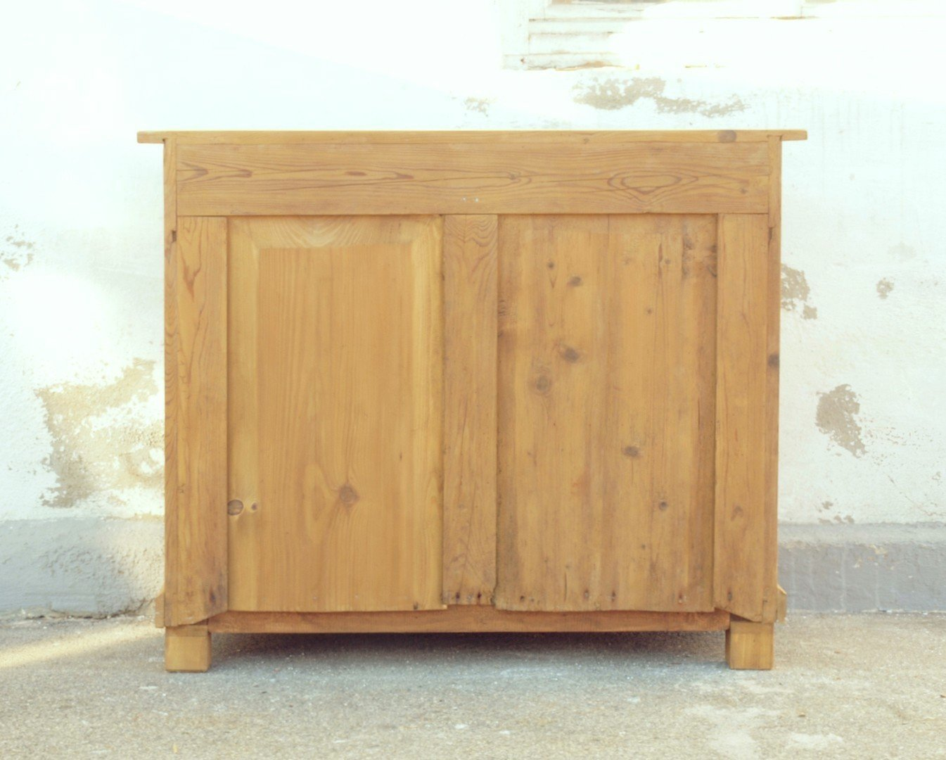 alte antike anrichte wickelkommode massivholz kiefer. Black Bedroom Furniture Sets. Home Design Ideas