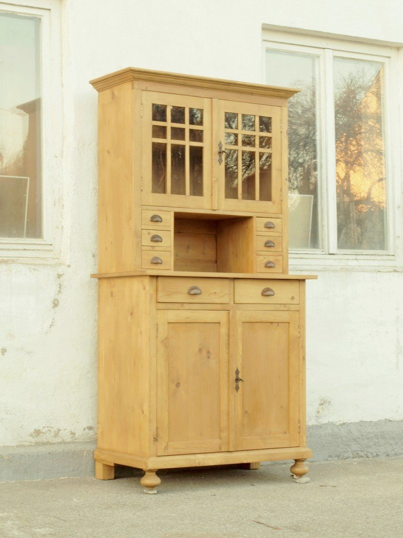 b100 buffet geschirrschrank anrichte k chenschrank nachbau neuanfertigung 100 cm antik m bel. Black Bedroom Furniture Sets. Home Design Ideas