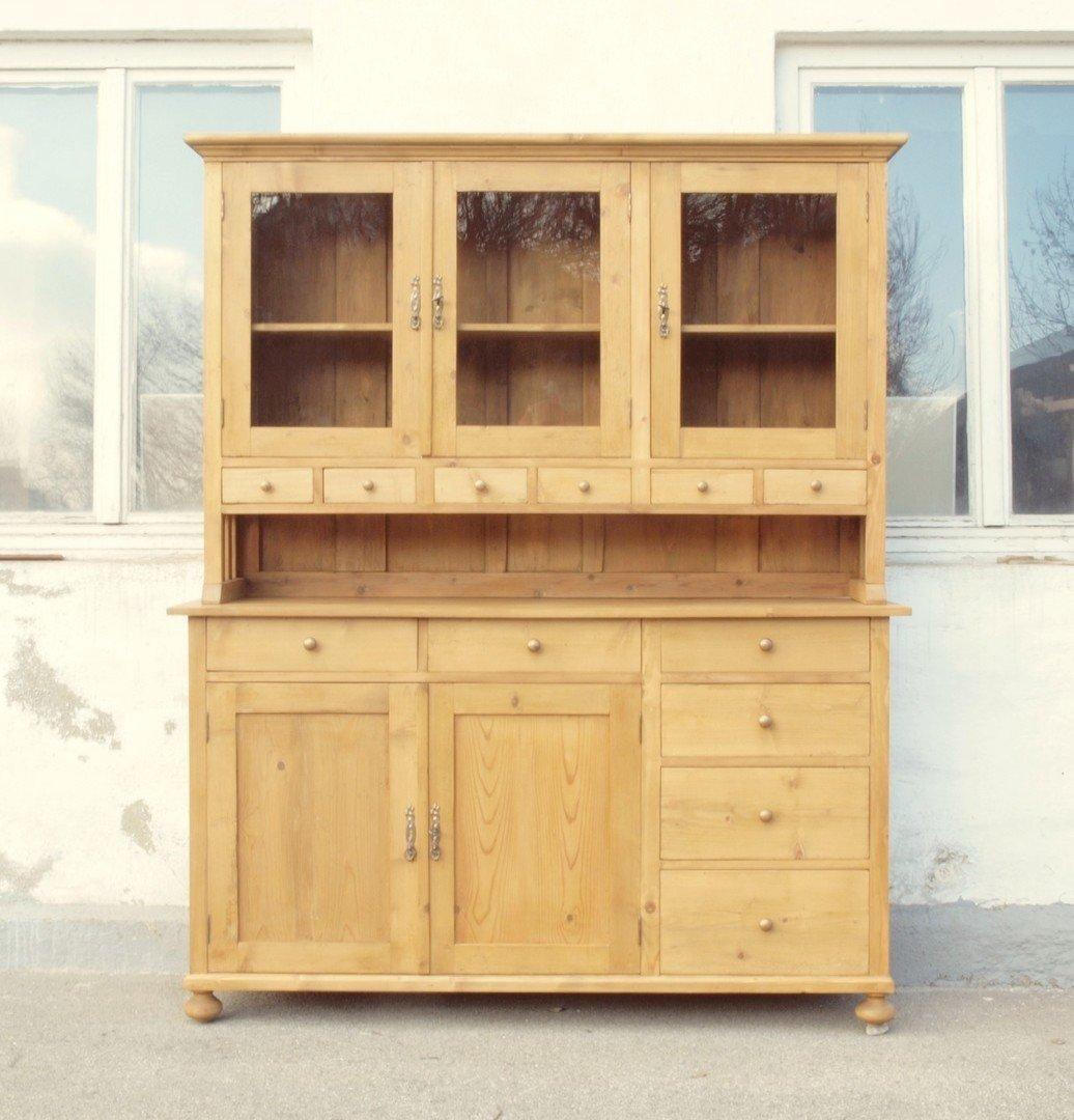 b161s buffet geschirrschrank anrichte k chenschrank 161 5. Black Bedroom Furniture Sets. Home Design Ideas
