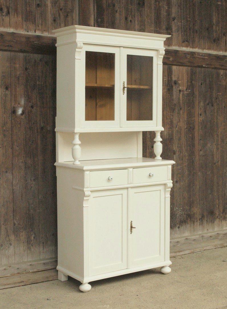 b088 fichtenholz k chenbuffet shabby chic k chenschrank. Black Bedroom Furniture Sets. Home Design Ideas