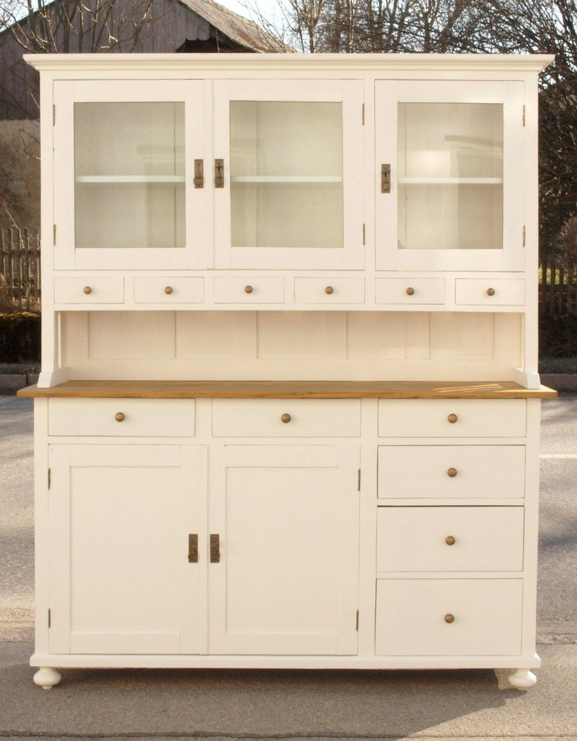 b161s buffet geschirrschrank k chenschrank shabby chic katalog. Black Bedroom Furniture Sets. Home Design Ideas