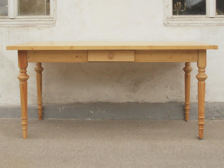 Esstisch tisch massivholz fichte 180 x 90 cm for Esstisch englisch