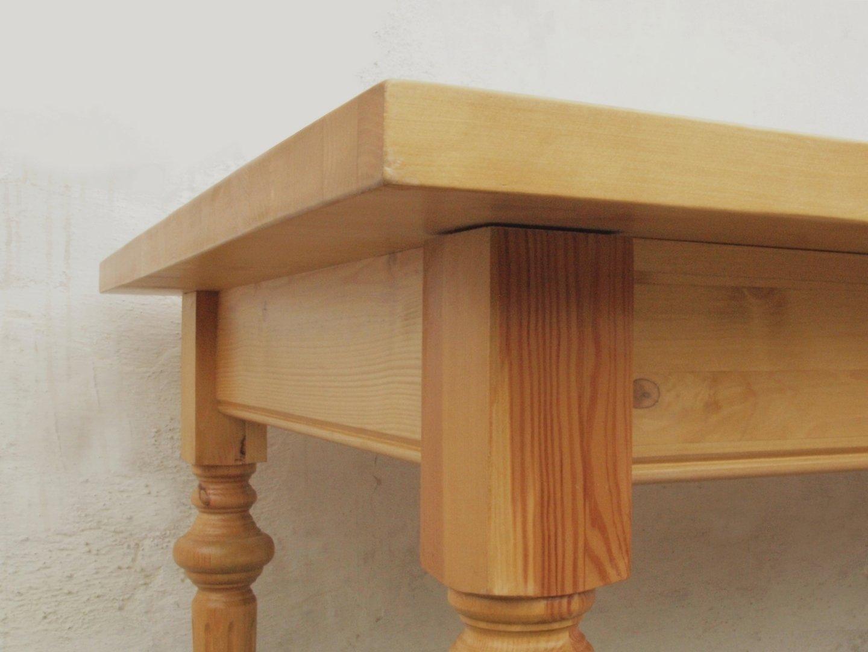 Esstisch fichte stunning full size of massivholz esstisch for Eiermann nachbau