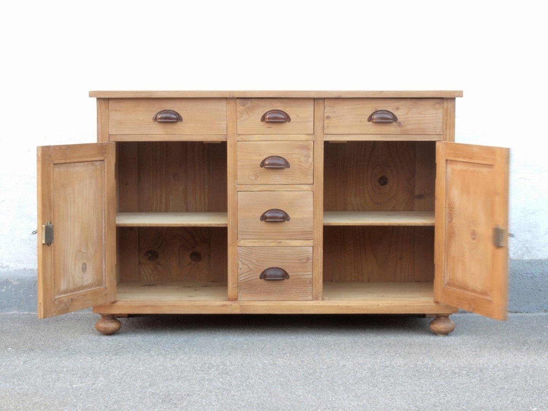 a119s anrichte 119 cm lange kommode bauernkommode aus. Black Bedroom Furniture Sets. Home Design Ideas