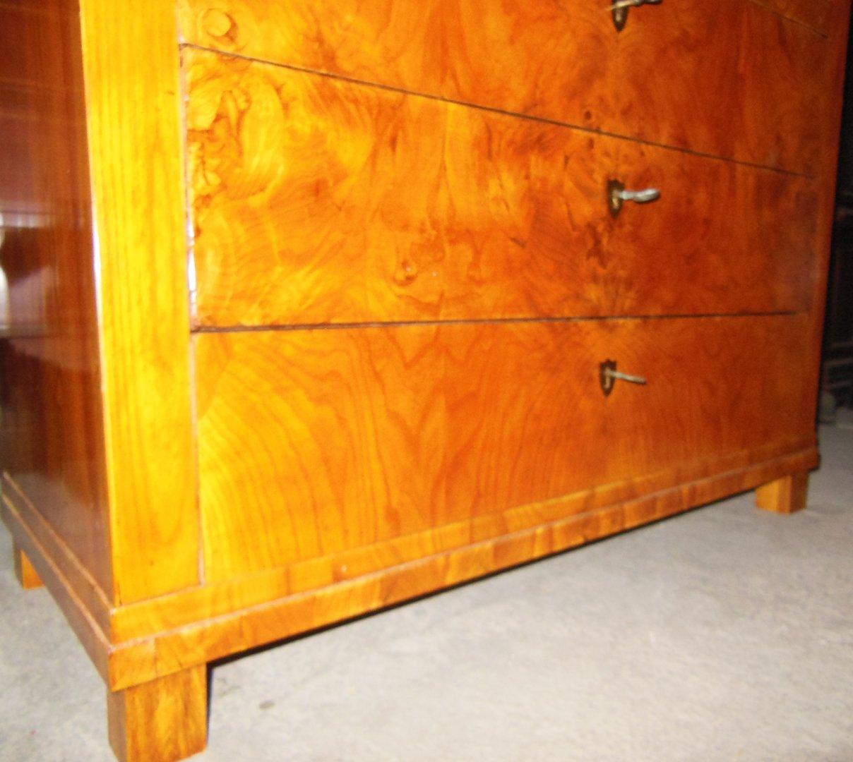 deutscher schreibsekret r schreibschrank biedermeier sekret r um 1830 antik m bel antiquit ten. Black Bedroom Furniture Sets. Home Design Ideas