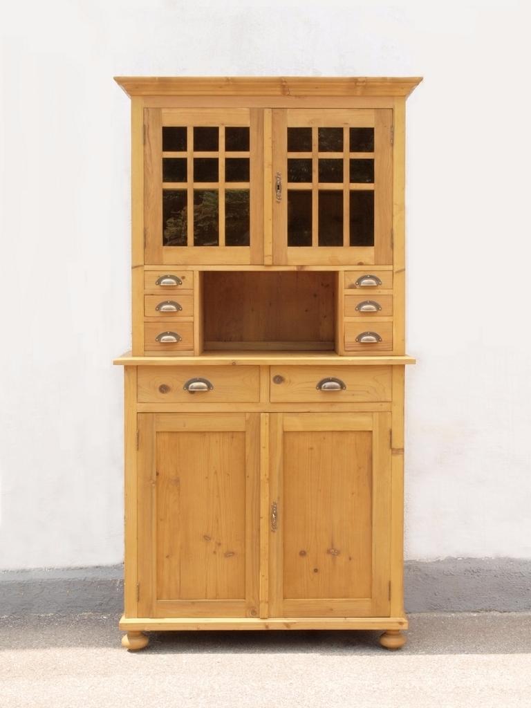 b100 buffet geschirrschrank anrichte k chenschrank 100cm antik m bel antiquit ten alling bei. Black Bedroom Furniture Sets. Home Design Ideas