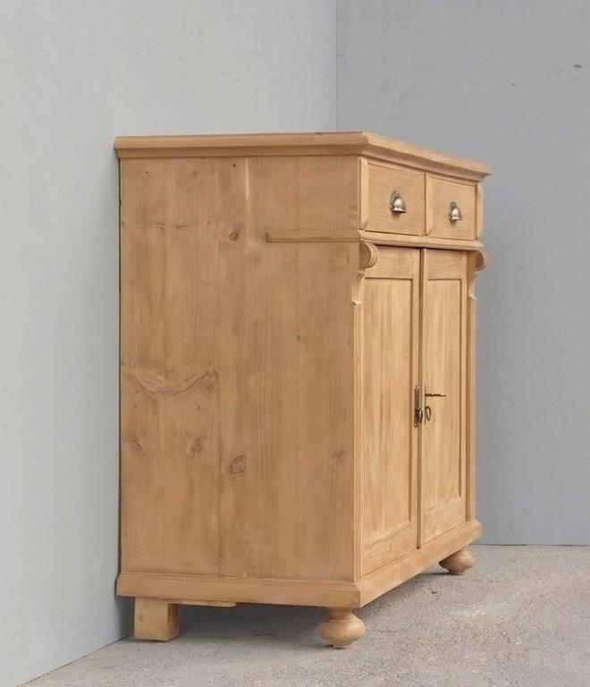 a105 anrichte 105cm lange kommode bauernm bel aus massiver. Black Bedroom Furniture Sets. Home Design Ideas