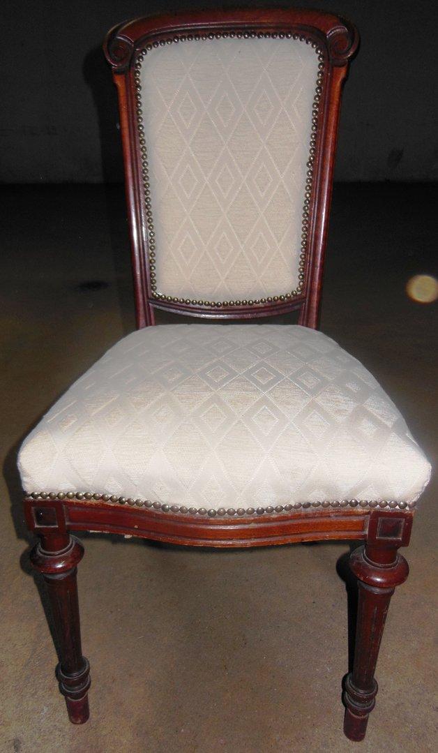 Altdeutscher Stuhl Grunderzeit Stuhl Um 1890 Antike Mobel Und