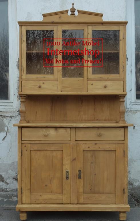 Alter antiker Küchenschrank Buffet küchenbuffet - Antik Möbel ...