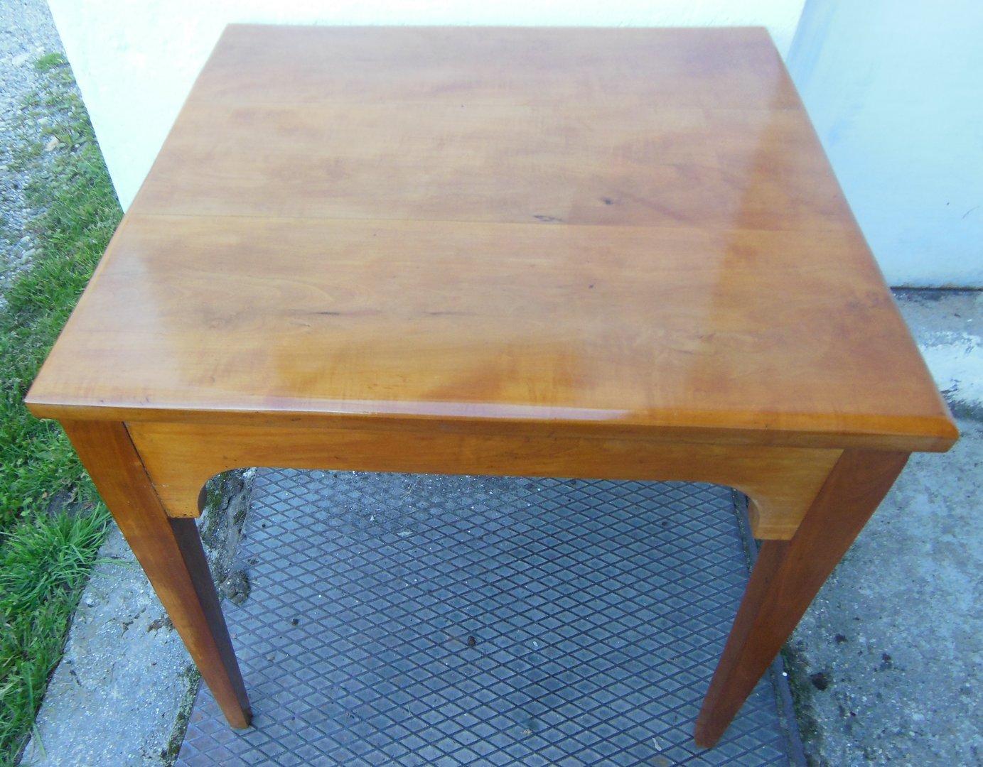 Schreibtisch kirschholz for Buro design bonn