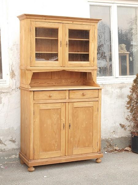 Und 01 Antik Antike Küchenschrank Büfett Anrichte Buffet Möbel l1JcTKFu3
