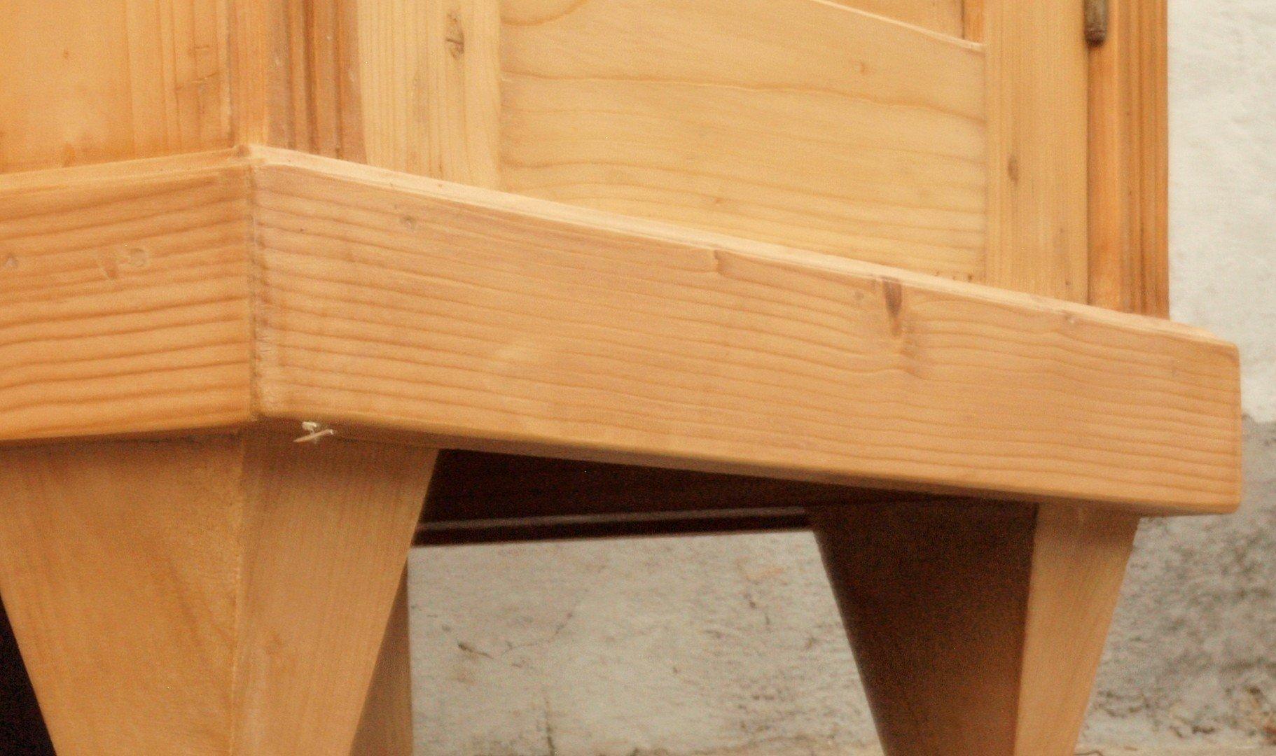 1 Pre1s1t 56 Cm Langes Bauernregal Massivholz Regal Bauernmobelstil