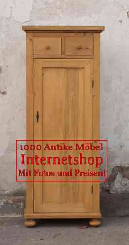 Vertiko Highboard aus massiver Fichte