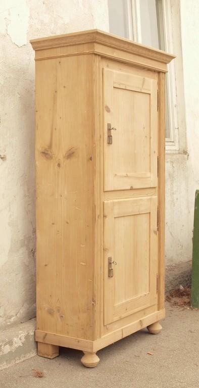 Kleiderschränke - Antiker kleiner Kleiderschrank Bauernmöbel alter ...