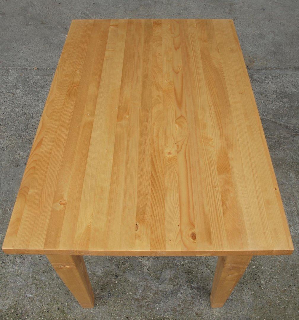 Esstisch Tisch Massivholz Fichte 120 x 80 cm Neuanfertigung