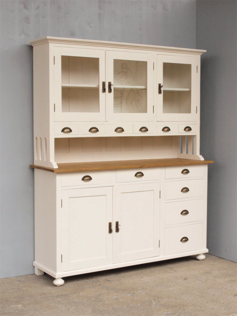 b161s buffet anrichte k chenschrank shabby chic katalog. Black Bedroom Furniture Sets. Home Design Ideas