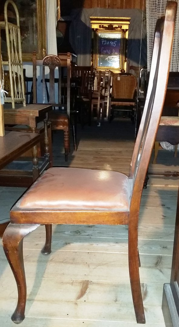 4 er stuhlsatz nu baum st hle queen ann bzw chippendale stil um 1900 10 antike m bel und. Black Bedroom Furniture Sets. Home Design Ideas