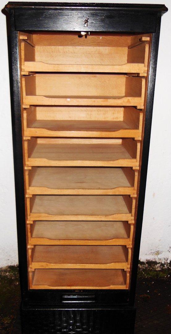 Rolladenschrank Rolladenkastenschrank Rolladen-Büroschrank Büromöbel ...